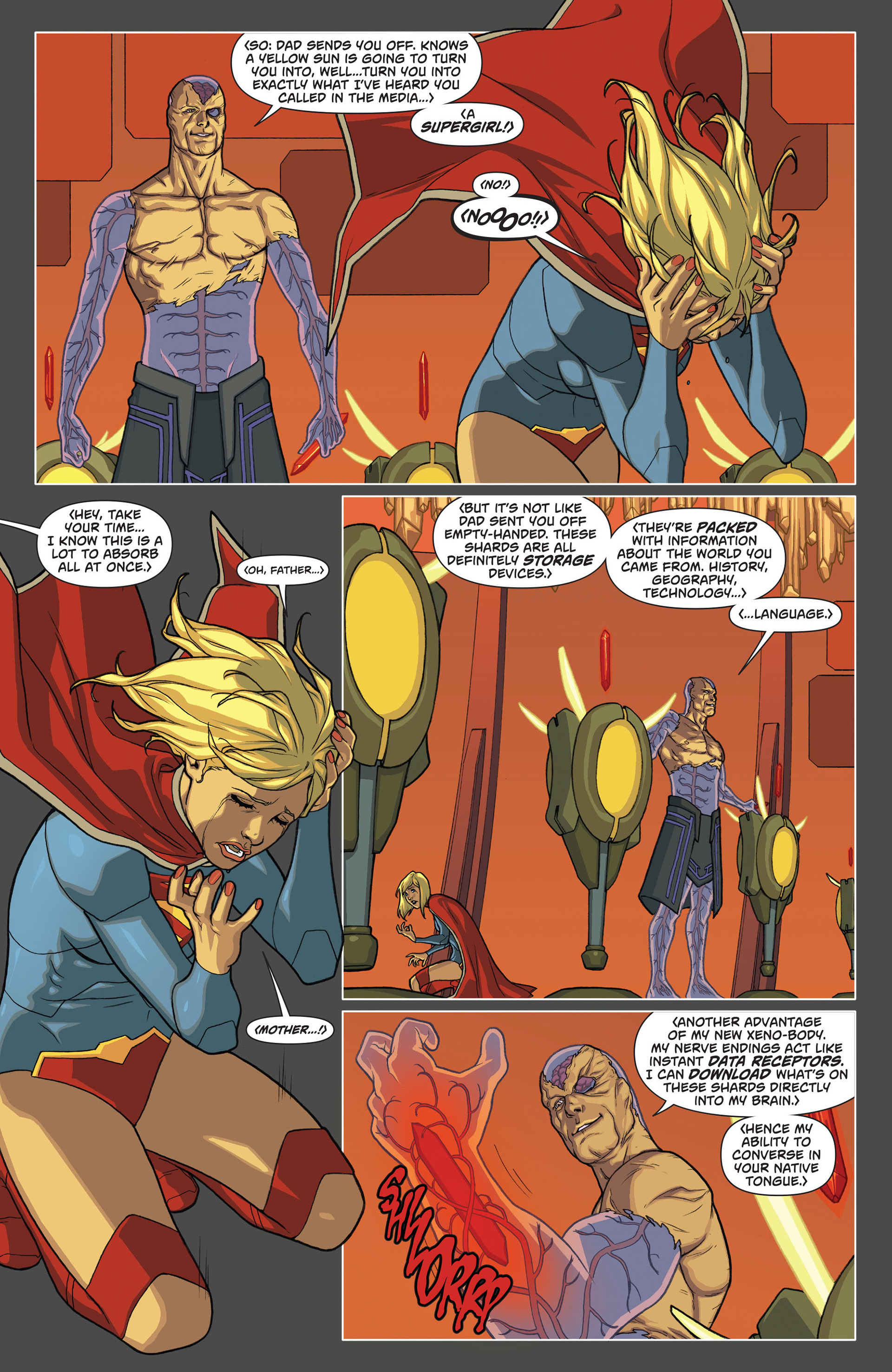Supergirl (2011) Issue #13 #15 - English 8
