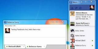 Free Download App FAcebook Messenger Chat Box For Windows XP, Seven 7, Vista Installer