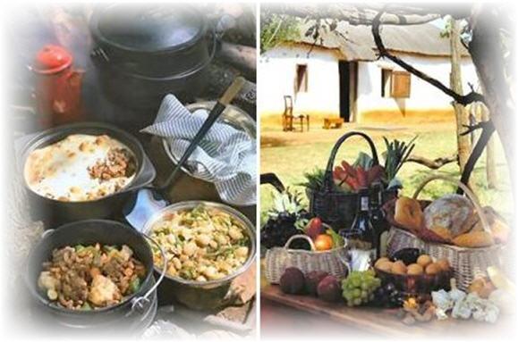 La cuisine et vins sud africaines - Specialite africaine cuisine ...