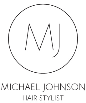 Michael Johnson Hair