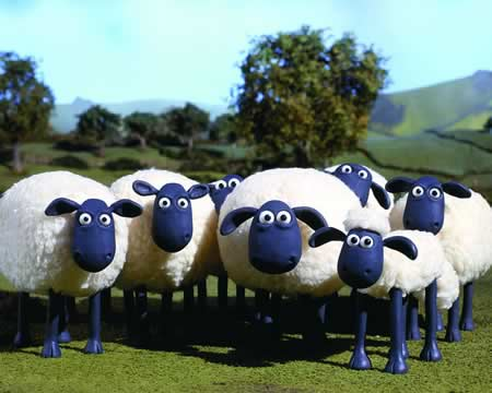 Funny Shaun The Sheep, Shaun Sheep Cartoon, Anime Shaun The Sheep Videos