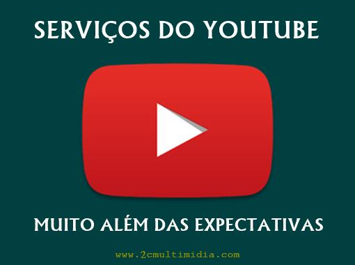 5 serviços do YouTube que você não conhecia