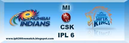 MI vs CSK Full Highlight Match and MI vs CSK Full Score cards