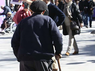 Pensionistas Españoles en Agosto