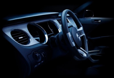2014 Ford Mustang Interior Design
