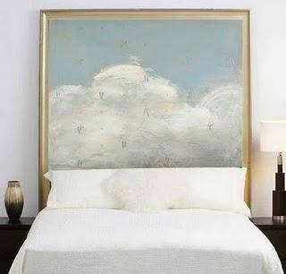 Entre e sinta se em casa cabeceira de cama id ias - Forrar cabecero de cama ...
