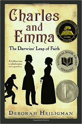 Charles and Emma, The Darwins' Leap of Faith by Deborah Heiligman