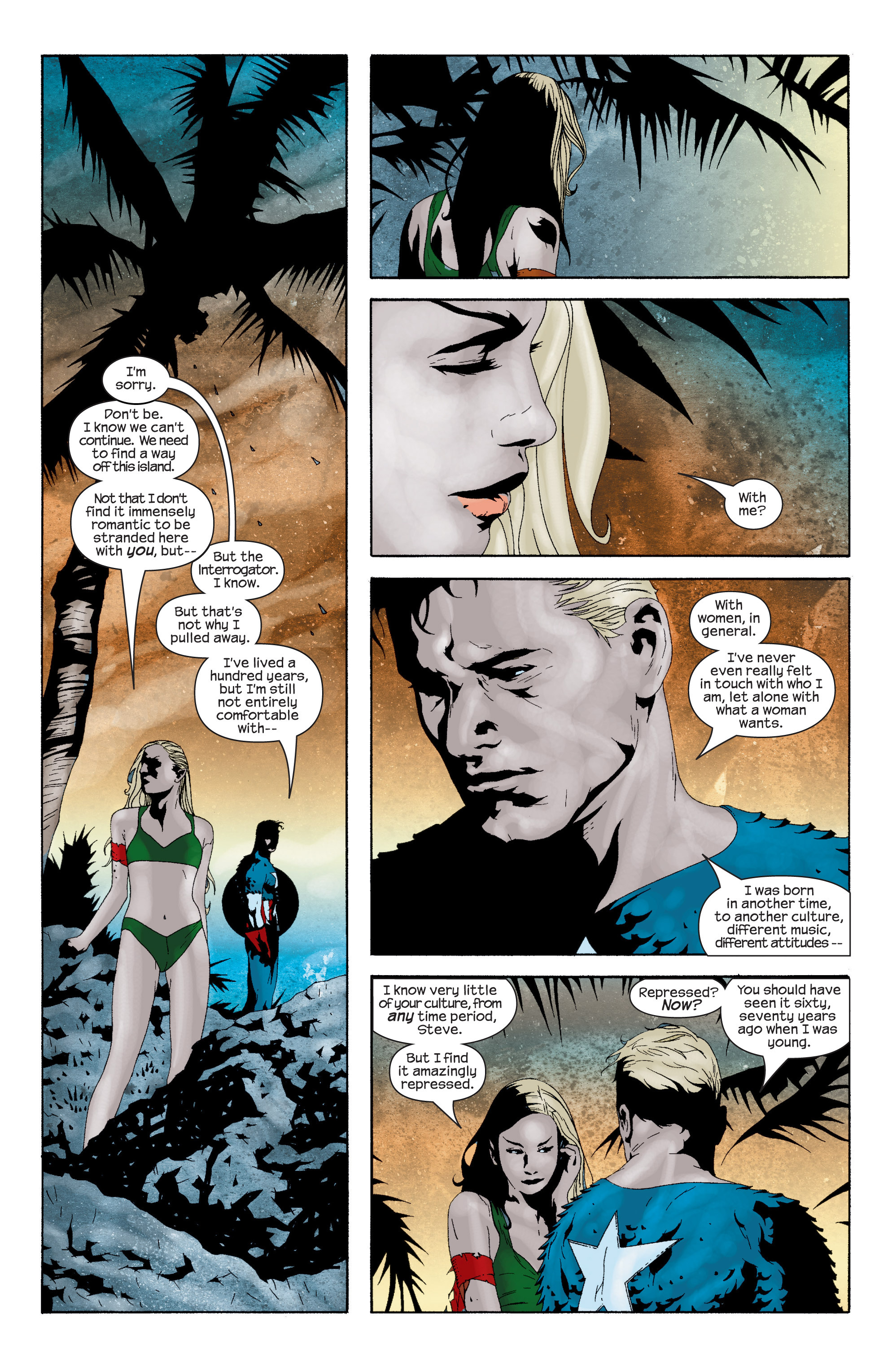 Captain America (2002) Issue #15 #16 - English 20