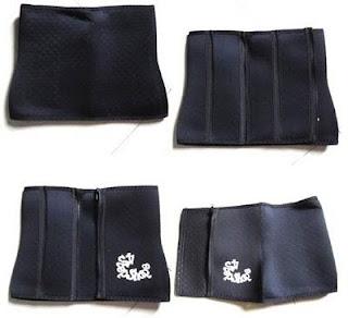 jual korset pelangsing tubuh murah 4 step shape slimming belt