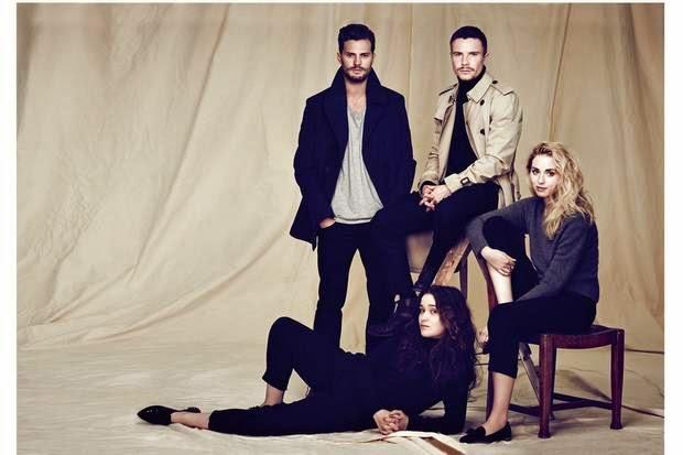 Scans HQ & Outtakes: Jamie Dornan By Jason Hetherington para ES Magazine  (Sin Marcas)
