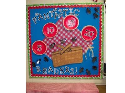 http://clutterfreeclassroom.blogspot.com/2011/06/bug-themed-classroom.html