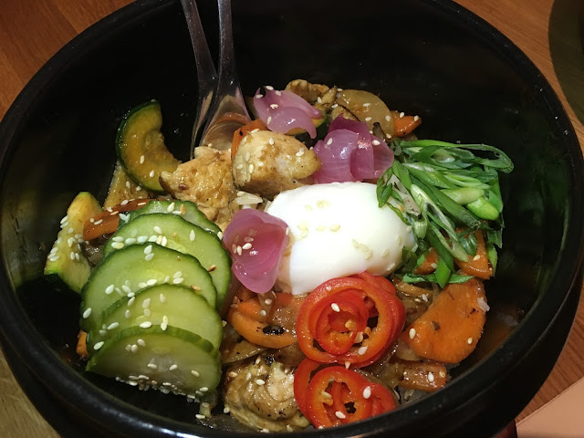 Korean Rice Bowl