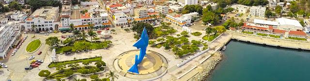 Centro histórico Manzanillo, Colima