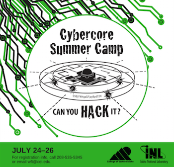 Cybercore Summer Camp