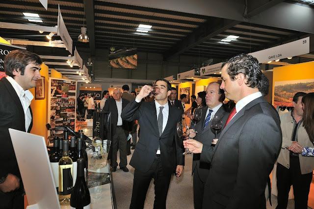 Divulgação: Vila Nova de Foz Côa convida para três dias a provar vinhos do Douro Superior - reservarecomendada.blogspot.pt