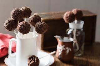 Rum ball cakepops Recipe