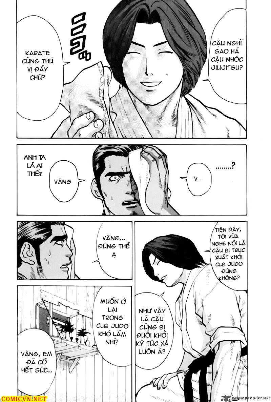 Karate Shoukoushi Kohinata Minoru chap 40 Trang 15