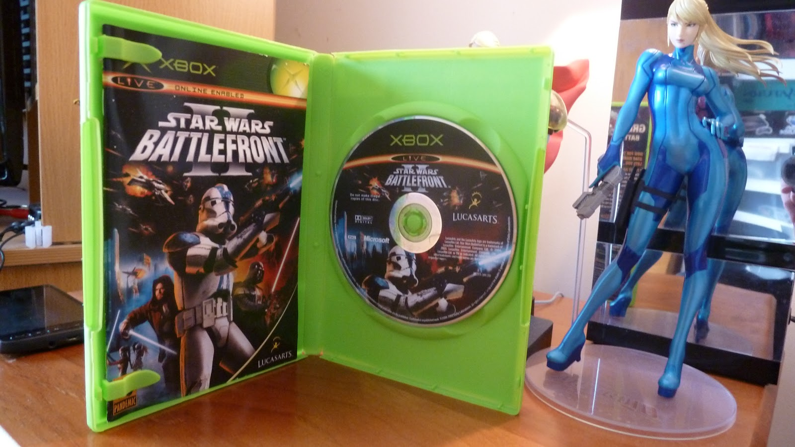 hex1gon the xbox collector xbox star wars. Black Bedroom Furniture Sets. Home Design Ideas