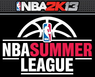 NBA 2K13 Summer League 2013 Mod