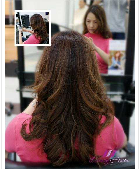singapore beauty blogger reviews naoki yoshihara hair salon