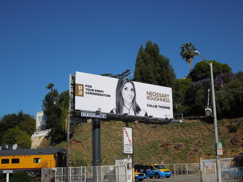 Necessary Roughness Emmy 2012 billboard