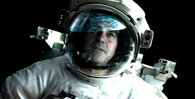 Gravity Movie 2013 George Clooney