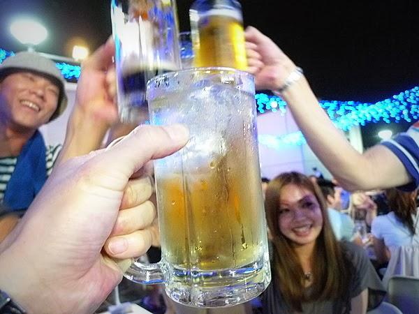 四条大宮 スピナーズ ビール祭り