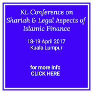 KL Conference on Shariah & Legal Aspects of Islamic Finance 2017