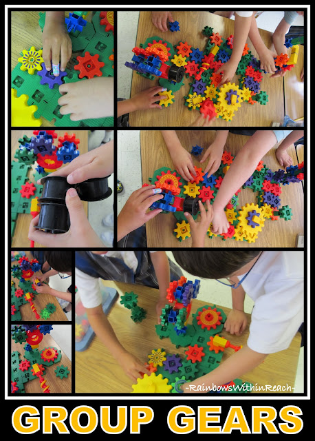 photo of: Group Cooperation in Kindergarten