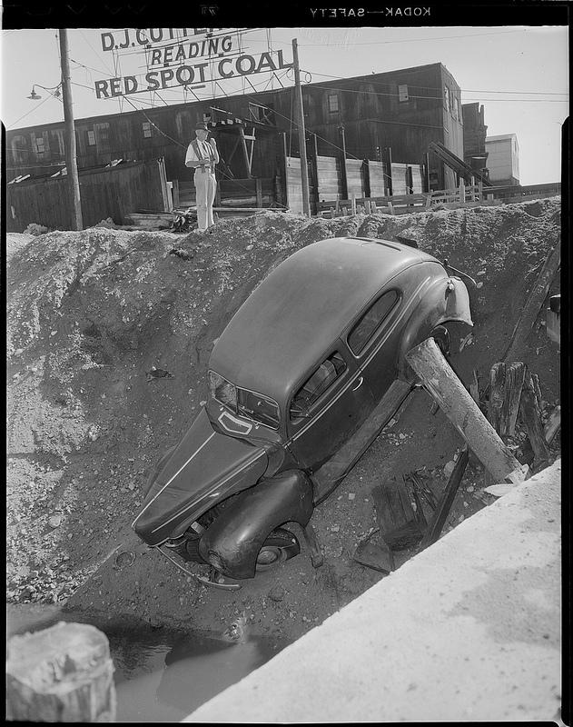 Car Crash West Springfield Ma