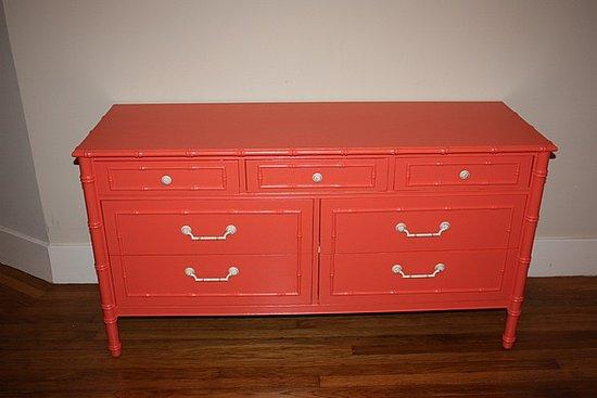 Bamboo Dresser1