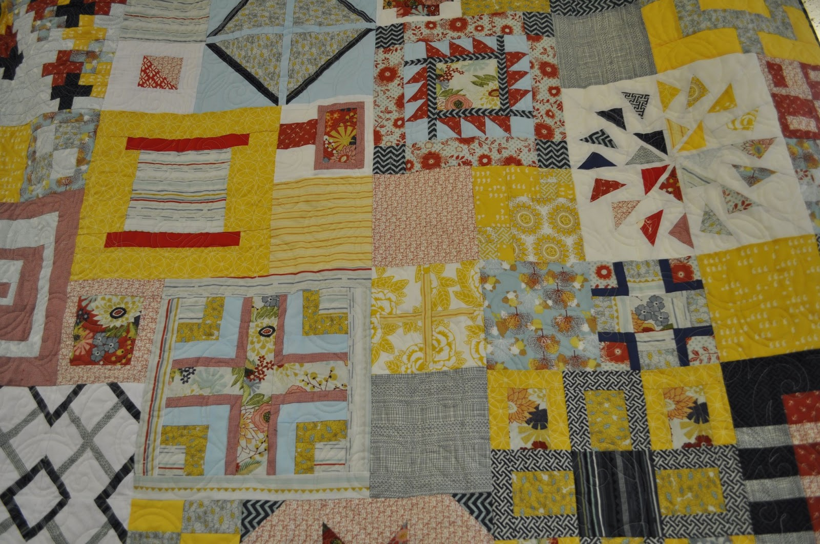 Ucmqg get out of your box modern quilt group session 5 for Modern house quilt pattern