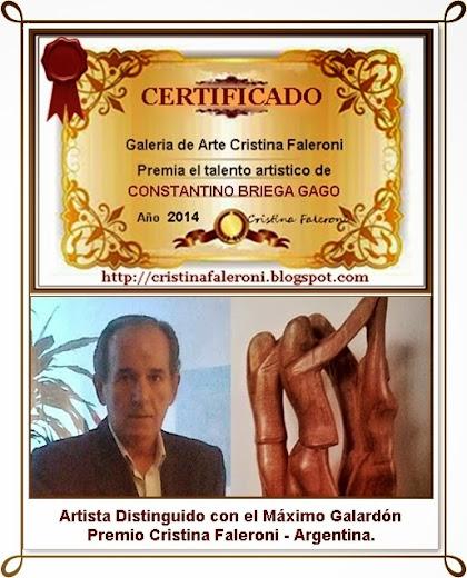 Constantino Briega Gago