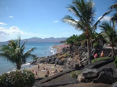 Playas de Lanzarote - que visitar