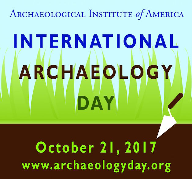 ARCE-PA is a proud collaborator for International Archaeogy Day 2017!