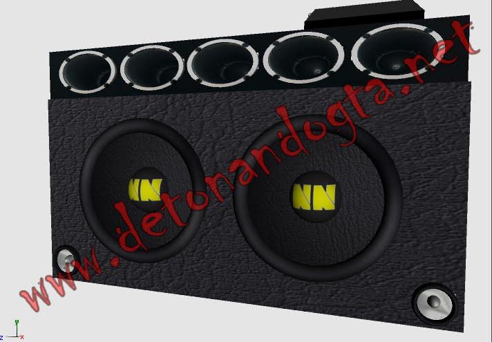 Zmodeler - NN Audio
