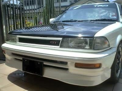 Mobil Sedan Corolla, Corolla sedan terbaik, mobil sedan Toyota, mobil sedan