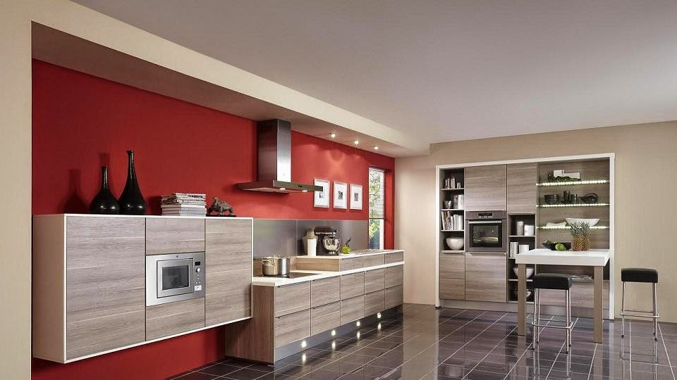 Beautiful Contemporary Kitchen Design Ideas For Small Homes Part 18