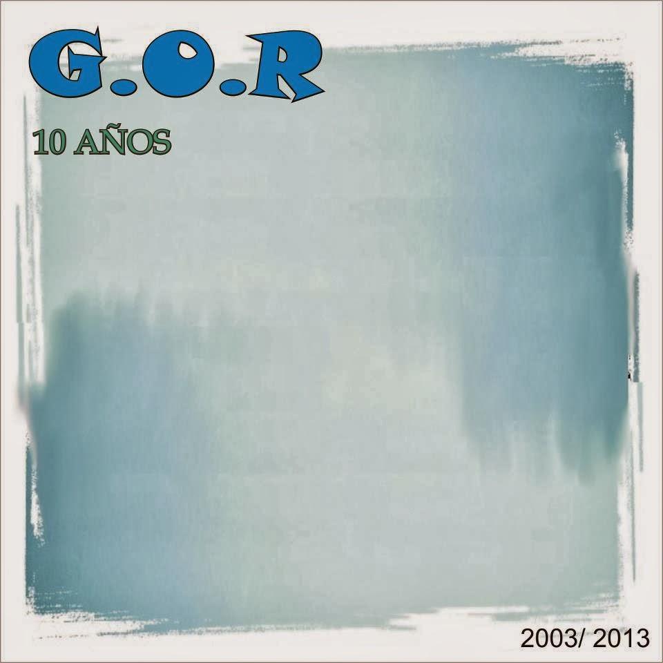 """CD: """"10 AÑOS"""""""