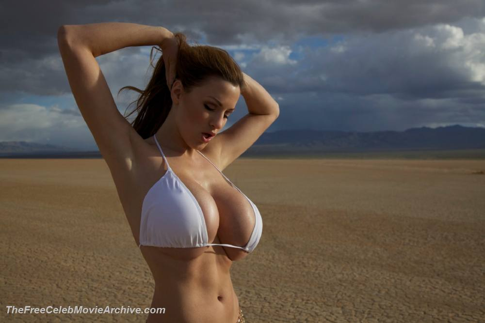 Jordan Carver topless