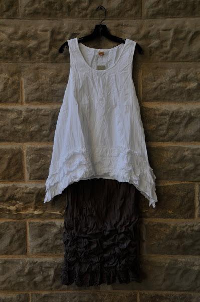 Lily Tank and Samba Skirt
