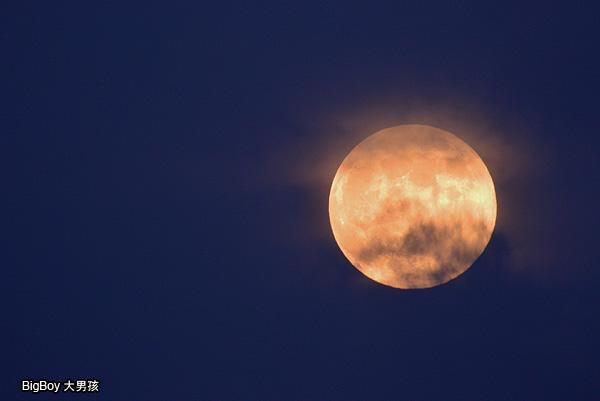 中秋節賞月拍攝