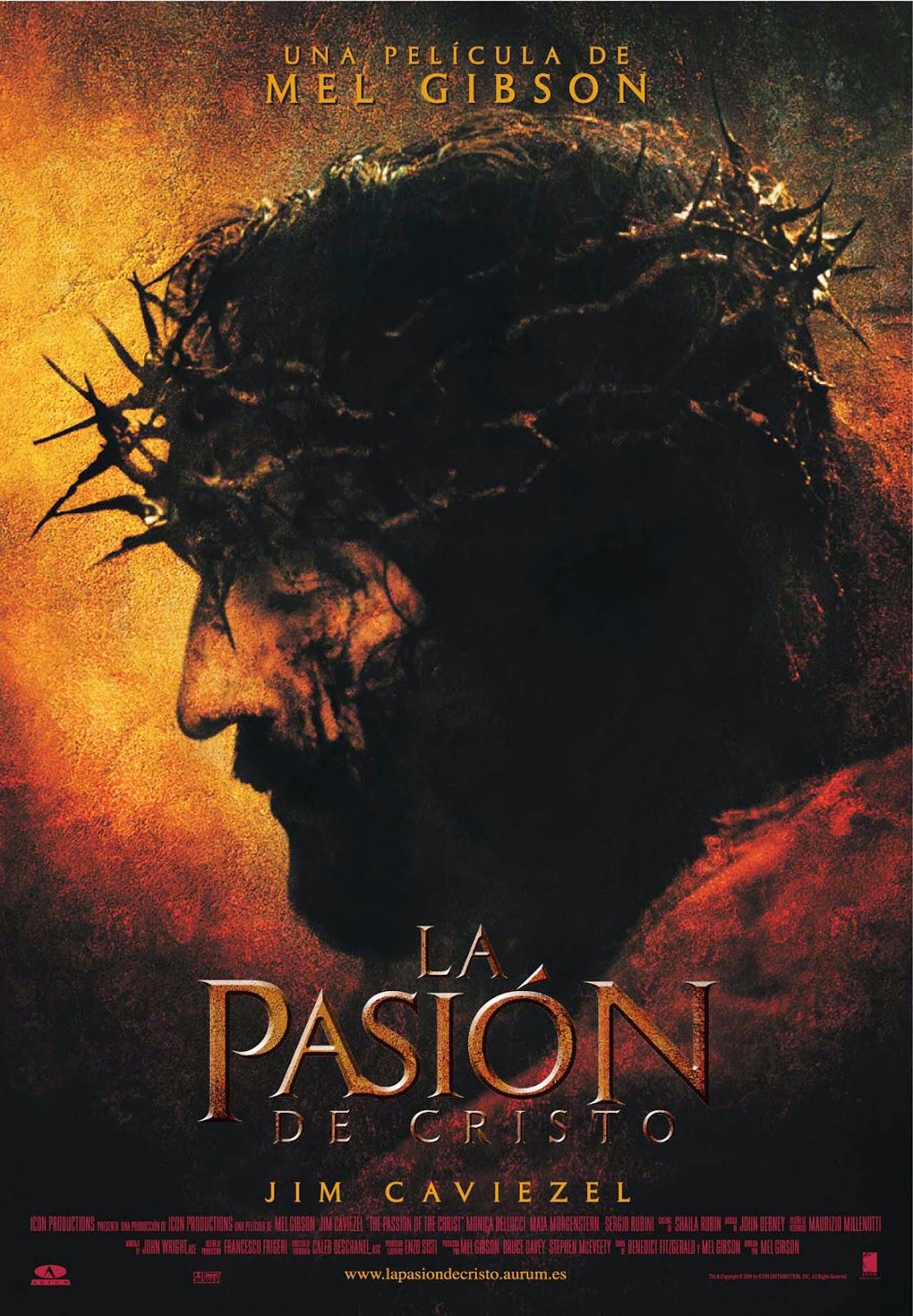 Descarga La Pasión De Cristo 1080p FullHD (2004) 1 link Audio Latino