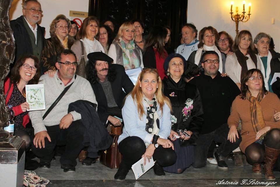 GRANADA, III ENCUENTRO DE POETAS ANDALUCES DE AHORA, 2014