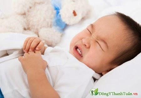 Bệnh nóng trong ở trẻ em