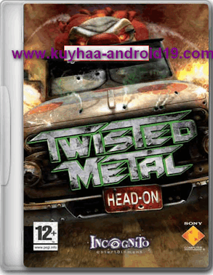 TWISTED METAL GAME FOR PC