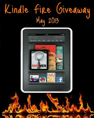 Win a Kindle Fire! Ends 5-31