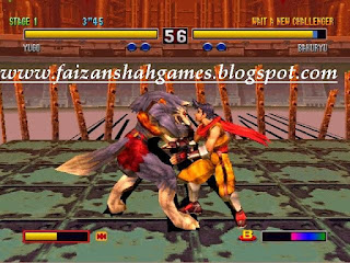 Bloody roar 2 game