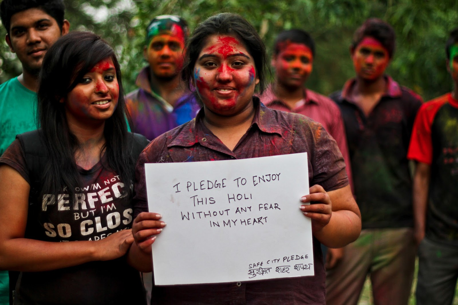 This Is How Eve Teasing Remained The Darker Side Of Holi - A Bitter Truth 2