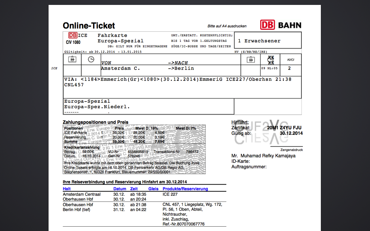 Tampilan web bahn.de: contoh e-ticket dalam bentuk PDF